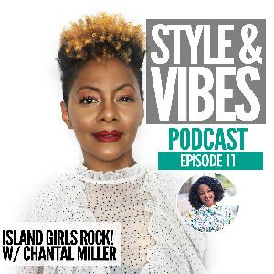 SV 11: Island Girls Rock with Chantal Miller