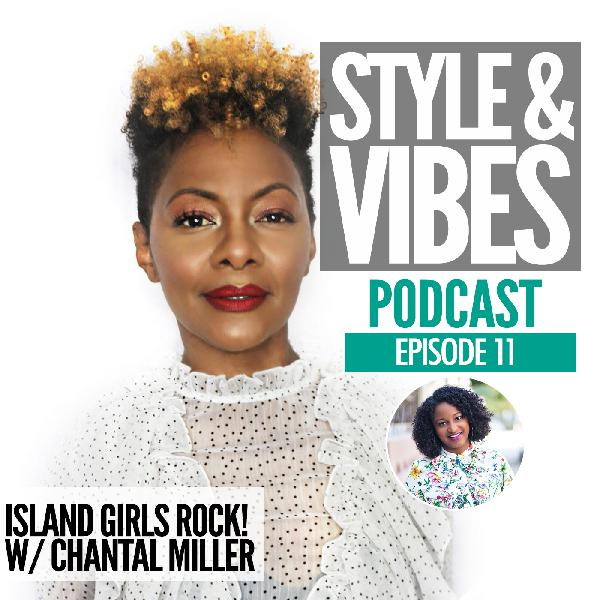 Island Girls Rock with Chantal Miller