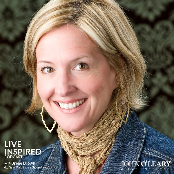 Brené Brown (Curiosity, vulnerability + other signs of great leaders ) Ep. #103