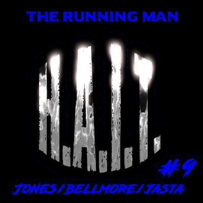H.A.I.T. #9 -The Running Man (Howard Jones and Charlie Bellmore)