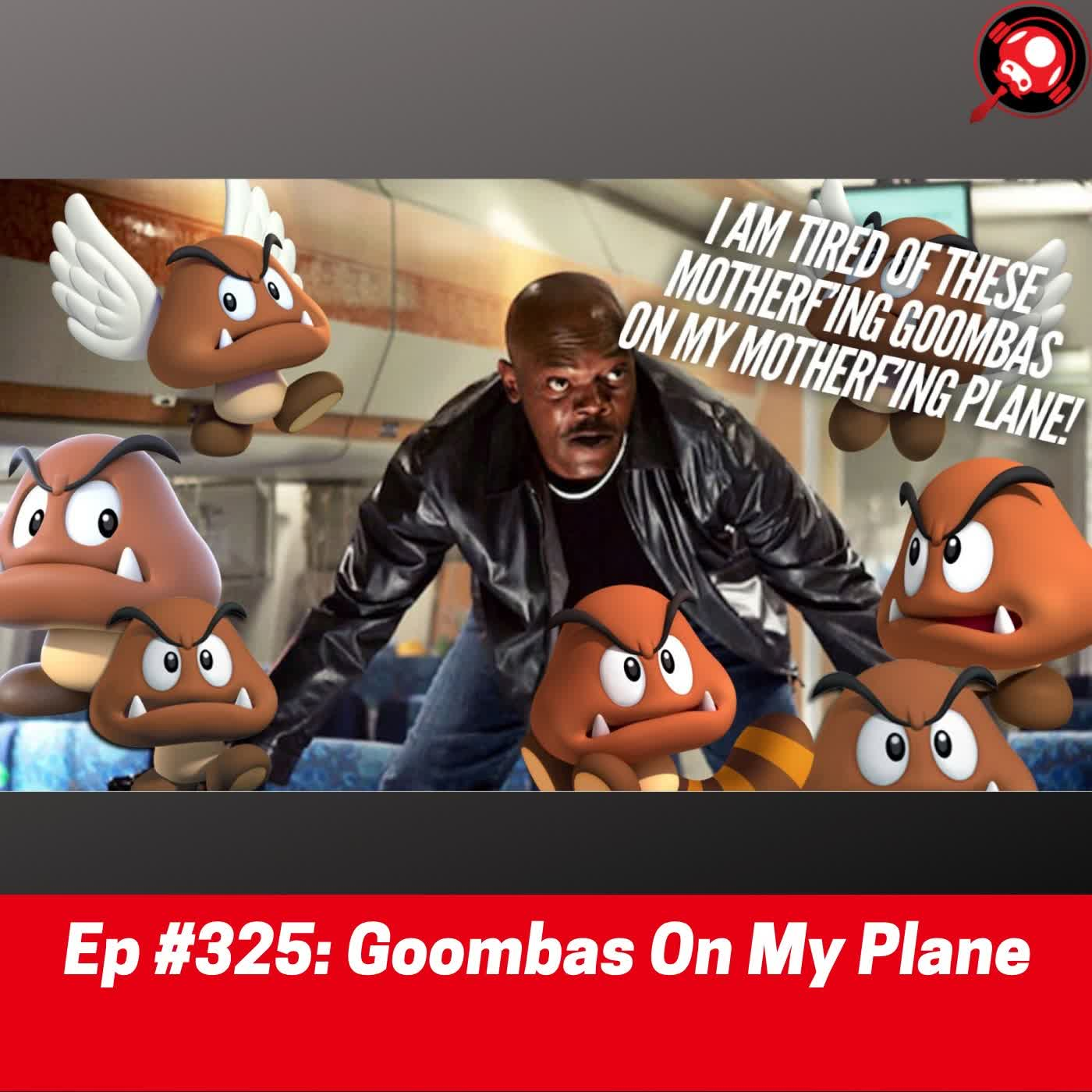 #325: Goombas On My Plane