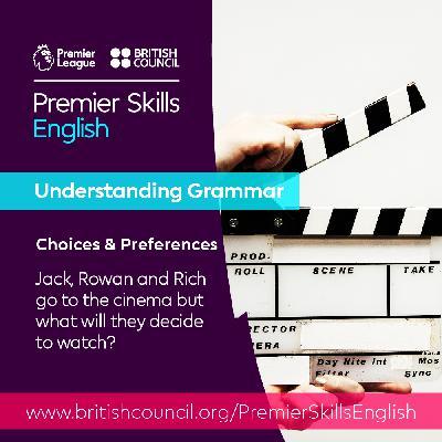 Understanding Grammar - Choices & Preferences
