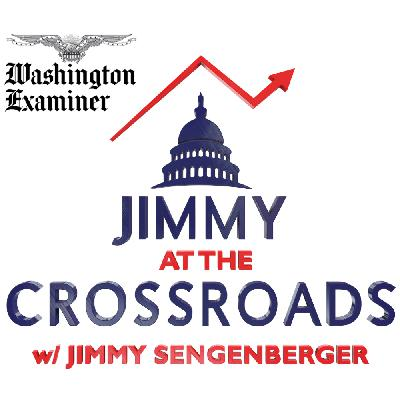 """Jimmy at the Crossroads"" with Jimmy Sengenberger and Michael Barone"