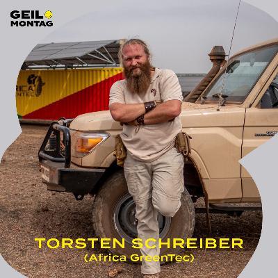 Torsten Schreiber (Africa GreenTec): Wie gelingt die Energiewende in Afrika?