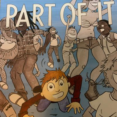 Part Of It By Ariel Schrag- babysitting and other stories