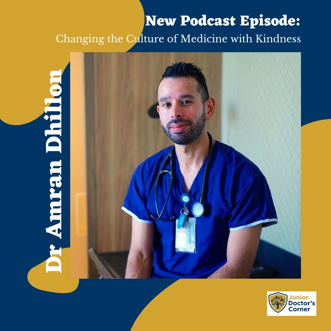 #42 Changing the Culture of Medicine with Kindness