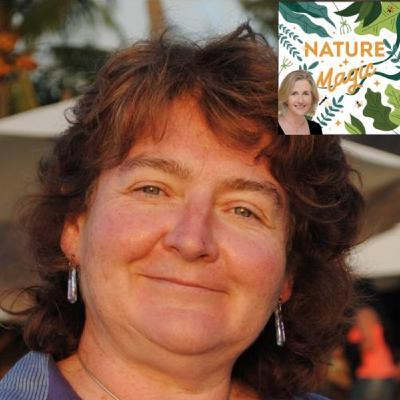 Episode 27 (Nature Educators No 3) Professor Jan White makes a mud kitchen