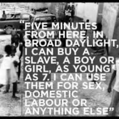 Haiti - child trafficking hot spot