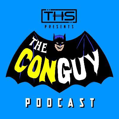 The Con Guy Happy Hour - Special Guests POWER RANGERS BEAST MORPHERS Adam Rodriguez, Jacqueline Scislowski and Jazz Baduwalia