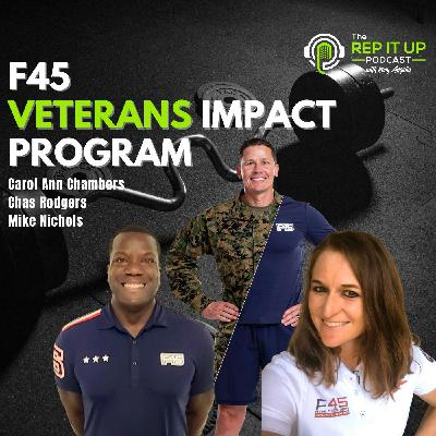 GIVING VETERANS HOPE THROUGH FITNESS