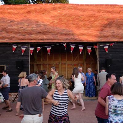 The Barn Club - Robert Somerville
