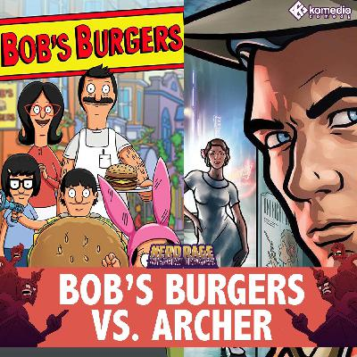 Buns & Guns: Bob's Burgers vs. Archer