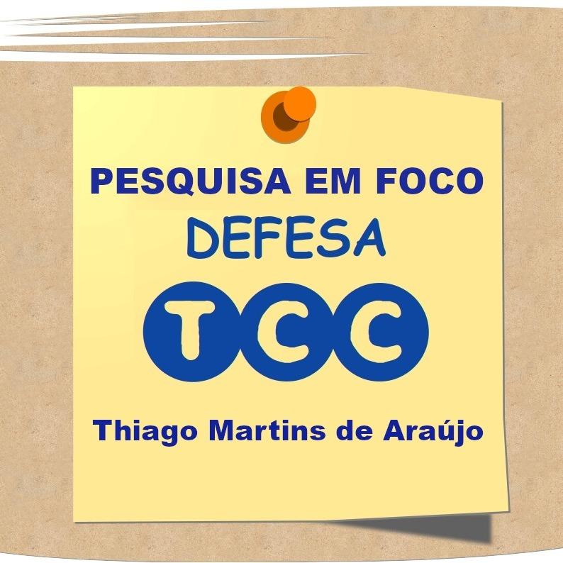TCC Thiago Martins de Araújo