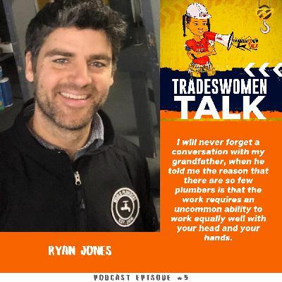 Ryan Jones World Plumber, Activist, and Visionary.