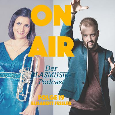 Elisabeth Fessler - Trompeterin bei Harmonic Brass