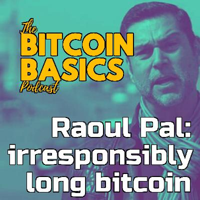 Raoul Pal: irresponsibly long bitcoin | Bitcoin Basics (102)