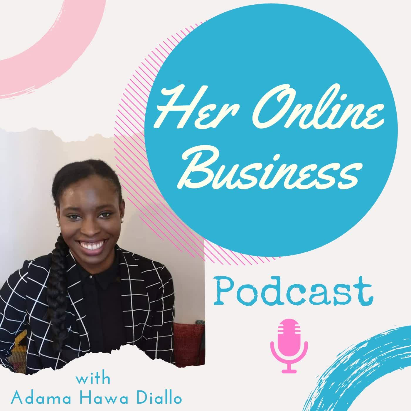 Her Online Business