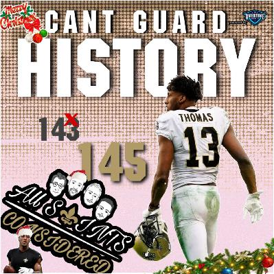 ASC Episode 115: Antonio Brown to New Orleans?, Drew Brees Snubbed, Saints - Panthers Preview!