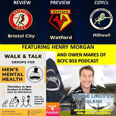 Henry Morgan Reviews Bristol City & Previews Millwalll v Watford 240121