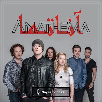 LIVE 141 - Anathema - پلی لیست لایو