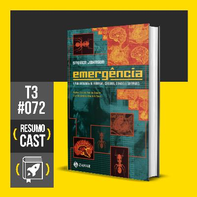 T3#072 Emergência  | Steven Johson