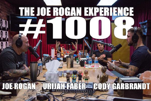 #1008 - Cody Garbrandt & Urijah Faber