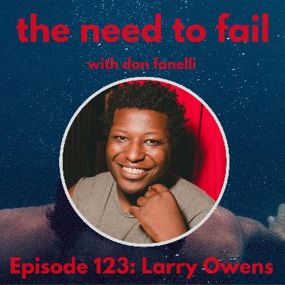 Episode 123: Larry Owens