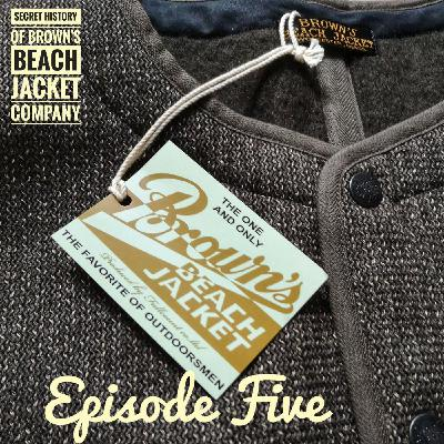 """3.5: Неконец истории, но финал сезона """"Тайная история Brown's Beach Jacket"""""""