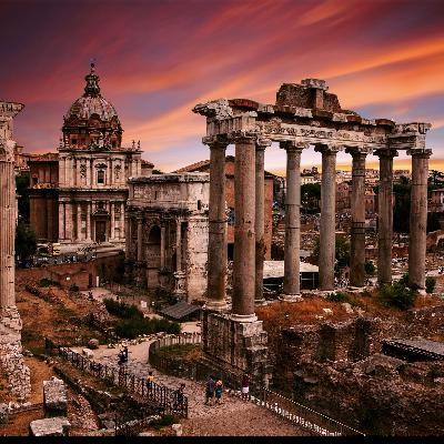 What is America's Rubicon? How America's Political Breakdown Looks a Lot Like Rome's