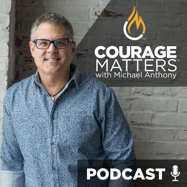 #017: Courageous Humility - Interviewed By Charisma Media