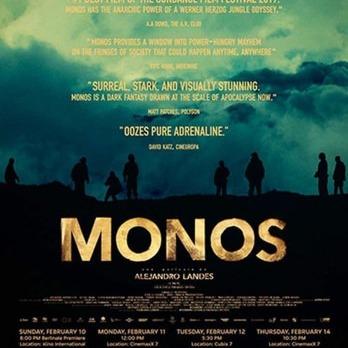 MONOS (2019) Hela Filmen Online på Nettet Danske Swesub Undertekster