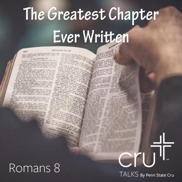 The Greatest Chapter Ever Written: Freedom in the Spirit
