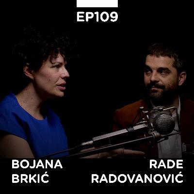 EP 109: Bojana Brkić i Rade Radovanović, sinolog i režiser, Boya Porcelain - Pojačalo podcast