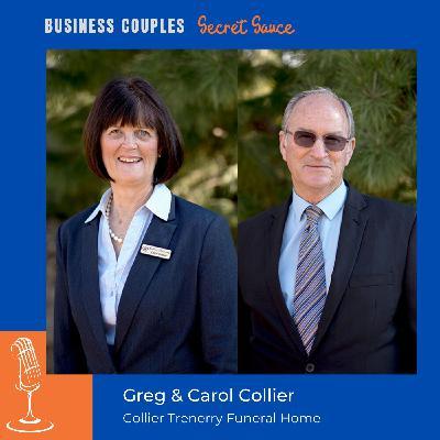 Greg & Carol Trenerry - Collier Trenerry Funeral Directors