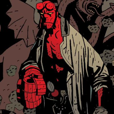 Kids' Art Haus Cinema - A Conversation: Mike Mignola with Joshua Dysart