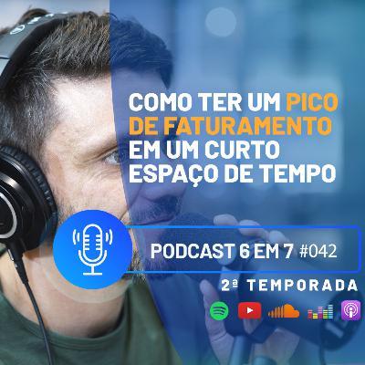 O que são lançamentos e como usar no seu negócio? | Podcast 6 em 7 #42