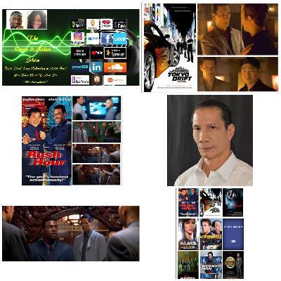 The Kevin &Nikee Show - Celebrating Men - Stuart Yee - SAG-AFTRA Actor, Writer, Director, Producer, Filmmaker, Acting Coach and Mentor