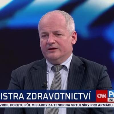 Interview 7.4.2021 - Roman Prymula