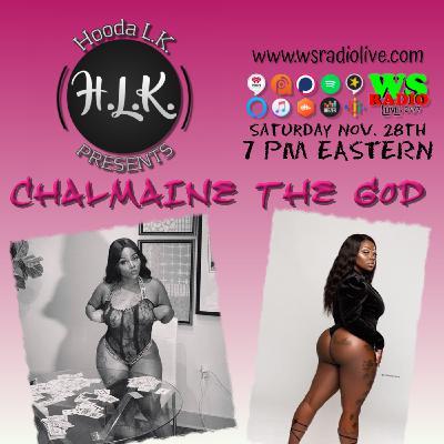 Hooda LK Presents Chalmaine The God