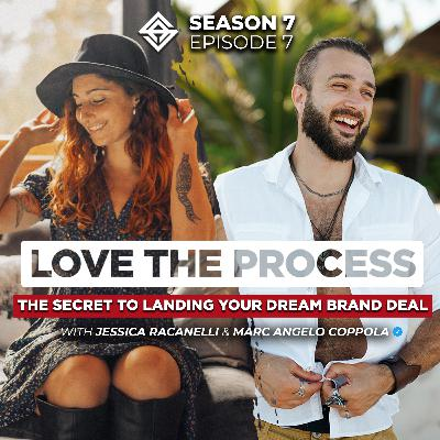 How Jessica Racanelli Learned To Love The Process & Have It Landed Her A Dream Brand Deal