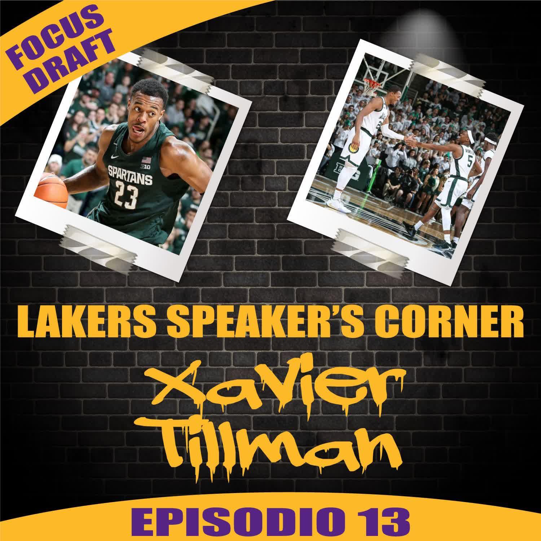 LSC Focus Draft 13: Xavier Tillman Sr.