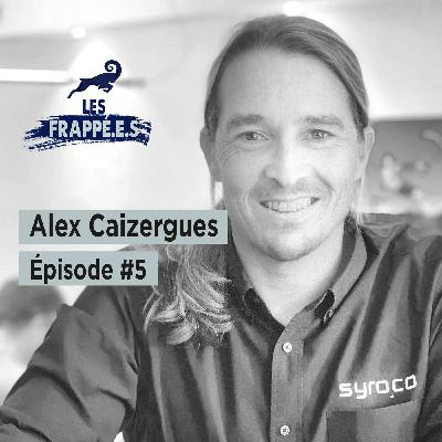 Alex Caizergues - Recordman & Champion du Monde de Kitesurf, Directeur Sportif The Galion Project, CEO de Syroco