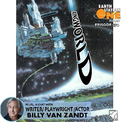 The Earth Station One Podcast - The 50th Anniversary of Ringworld