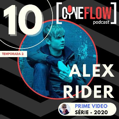 #10 - Alex Rider [Prime Video - Série/2020]