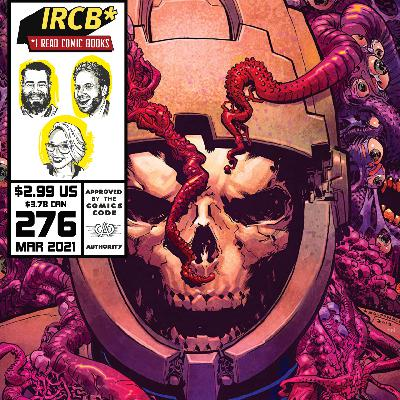 Episode 276 | We actually judge comic books by their cover