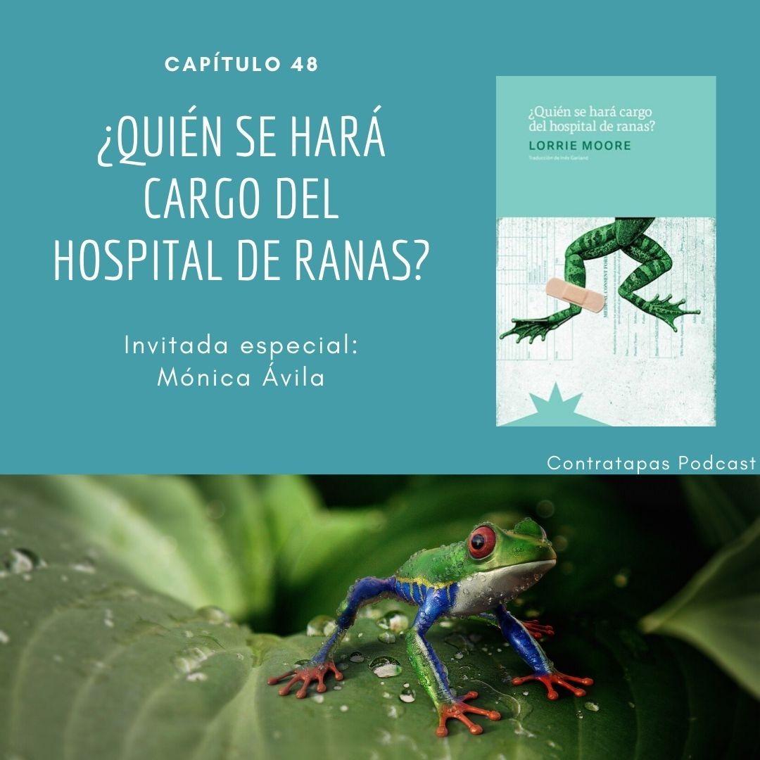 48. ¿Quién se hará cargo del hospital de ranas? · Dilemas morales