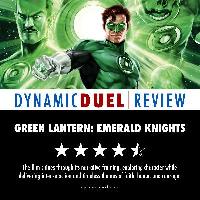 Green Lantern: Emerald Knights Review