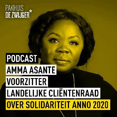 Amma Asante over solidariteit anno 2020