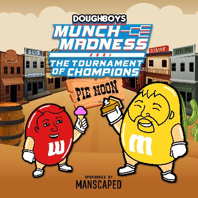 Munch Madness: Pie Noon: Round 1 Part 1 with Jon Gabrus