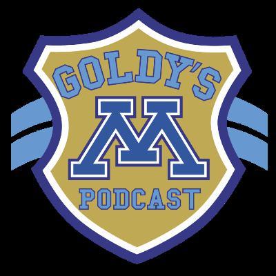 Goldy's Podcast 8